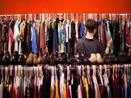 Quần áo nam Quảng Châu đa dạng cả về mẫu mã lần chất lượng